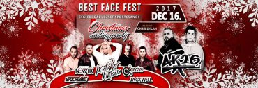 Best Face Fest – Christmas Waiting Party