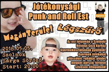 Punk and Roll est